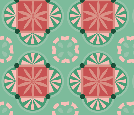 pattern-geometrycal4-01 fabric by katja_saburova on Spoonflower - custom fabric