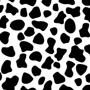 Mooo Cycle - Hogs & Kisses Cow Spots