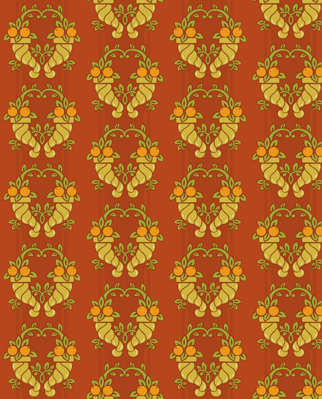 ardeco1-02-01 fabric by katja_saburova on Spoonflower - custom fabric