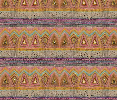 Early Morning Magic 4 fabric by ★lucy★santana★ on Spoonflower - custom fabric