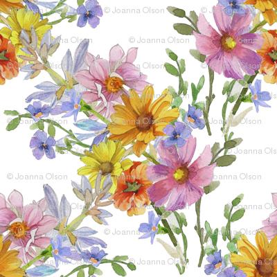 Flower Trellis