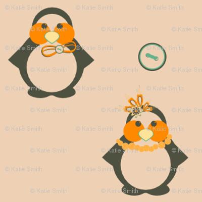 Mr. & Mrs. Penguin