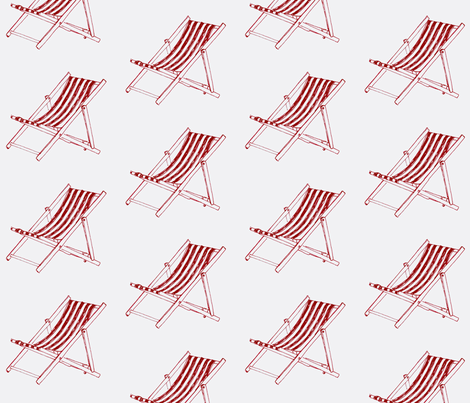 lido red fabric by vervlogendagen on Spoonflower - custom fabric
