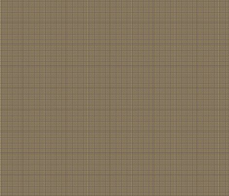Hessian Kitchen coordinate 4 fabric by glanoramay on Spoonflower - custom fabric