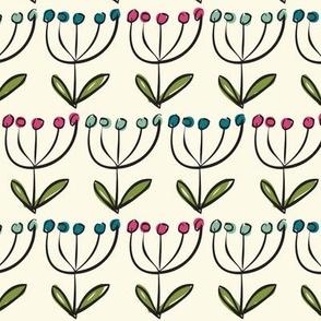 Little Flower Buds