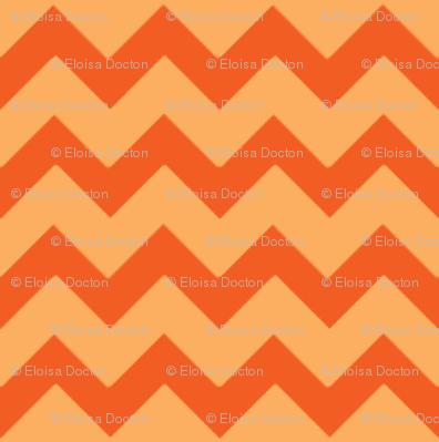 Ziggy Milo Tangerine
