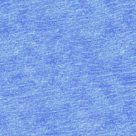blue crayon background fabric by weavingmajor on Spoonflower - custom fabric