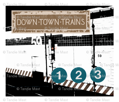 Downtown Trains