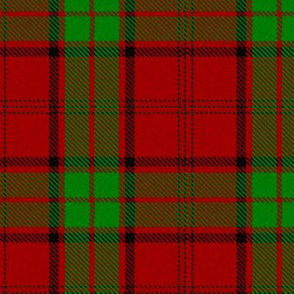 Doctor Who Jamie McCrimmon Tartan