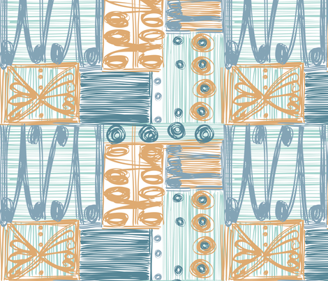 like_wow fabric by ottomanbrim on Spoonflower - custom fabric