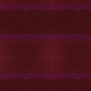 burgundy plaid painted