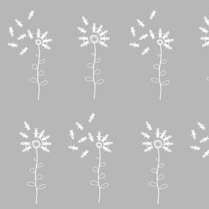 bunny dandelion