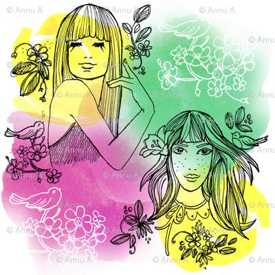 springgirls
