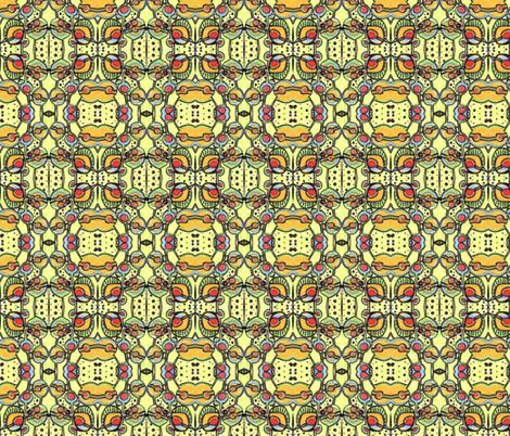 a_go_go_2 fabric by kcs on Spoonflower - custom fabric