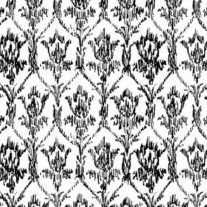 Scribble Goth - Sherlock Flock