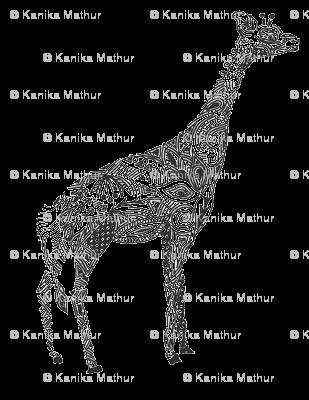 Kanikamthr's Designer Giraffe