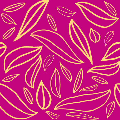 Tropical Treat fabric by demouse on Spoonflower - custom fabric