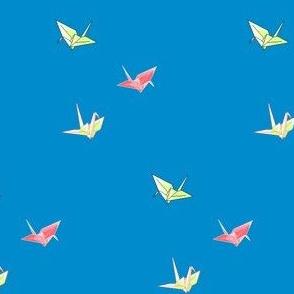 Folded Flight