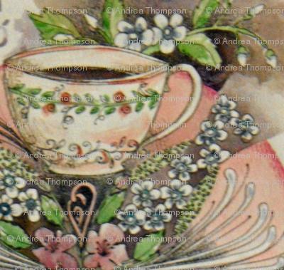 tea mandala