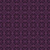 floral skull pattern