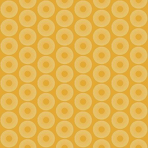 Modular Yellow Circles