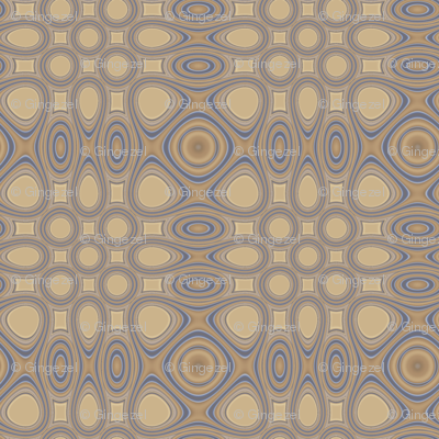 Sophisticated Beige Plaid © Gingezel™ 2012
