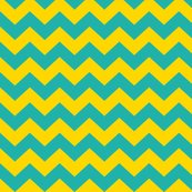 Rrrrrcircus_elephant_chevron_teal_and_yellow_shop_thumb