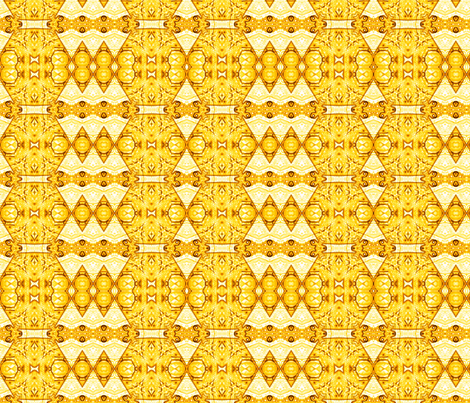 Honeycomb 1 fabric by wren_leyland on Spoonflower - custom fabric