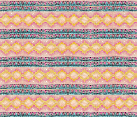 Early Morning Magic 6 fabric by ★lucy★santana★ on Spoonflower - custom fabric