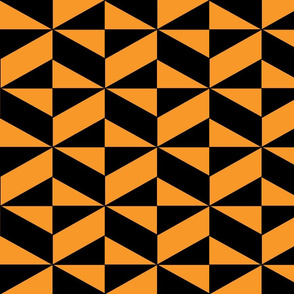 Orange Block Illusion