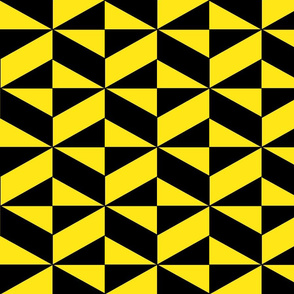 Yellow Block Illusion