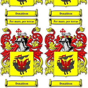 Donaldson Family Crest