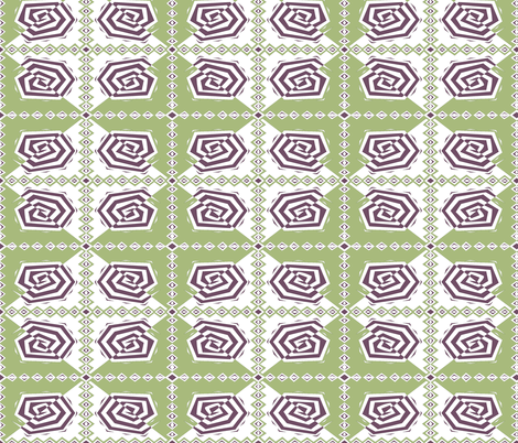 CYCLONE CENTER fabric by bluevelvet on Spoonflower - custom fabric