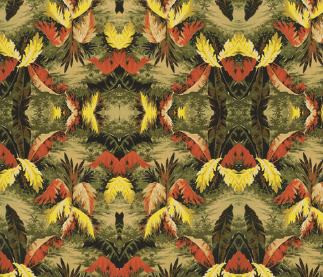 tropical-ch fabric by flyingfish on Spoonflower - custom fabric