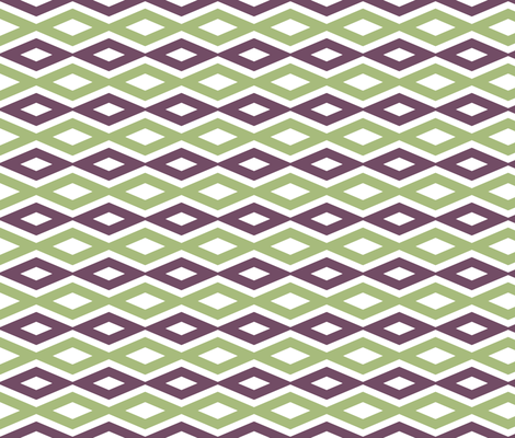 CYCLONE ZIG ZAG fabric by bluevelvet on Spoonflower - custom fabric