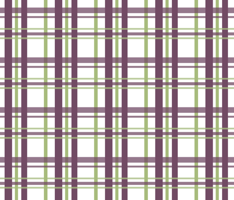 geostardustplaid_part2 fabric by tequila_diamonds on Spoonflower - custom fabric