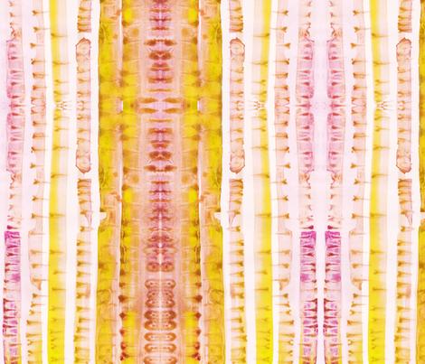 cestlaviv_orchid seersucker fabric by cest_la_viv on Spoonflower - custom fabric
