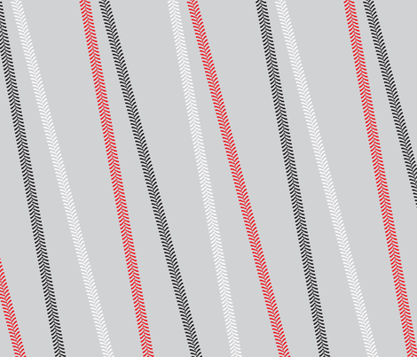 Moto-Minimalism fabric by everedesign on Spoonflower - custom fabric