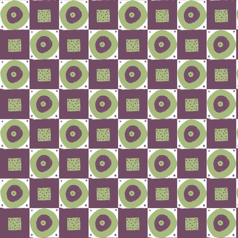 Madeline's geometric fabric by neetz on Spoonflower - custom fabric