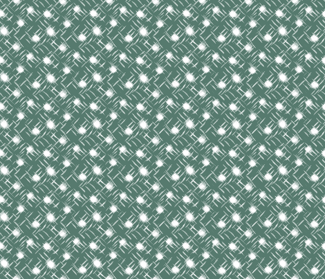 wind blown:dot:567a6e fabric by keweenawchris on Spoonflower - custom fabric