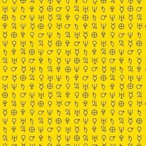 alchemy planet symbols 10