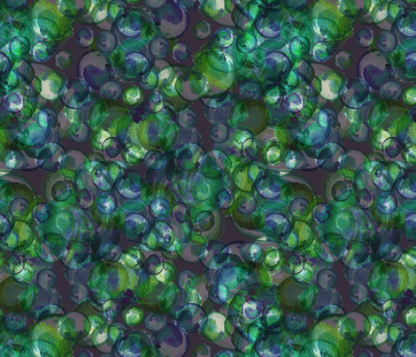 Bubbles fabric by aimeesthill on Spoonflower - custom fabric