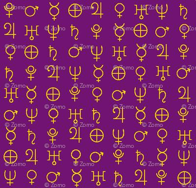 alchemy planet symbols 14
