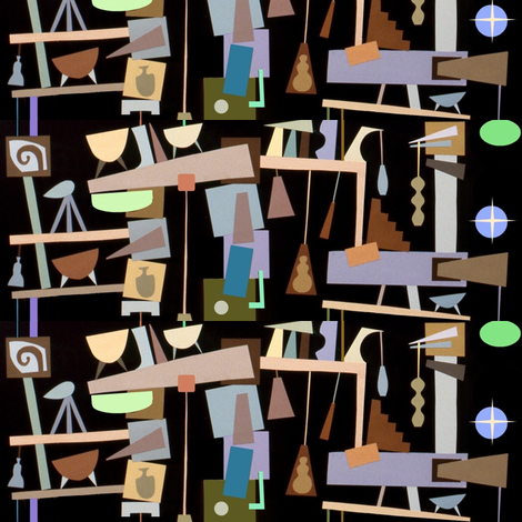 Taverna fabric by boris_thumbkin on Spoonflower - custom fabric