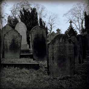 Haworth Graveyard