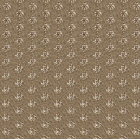Prairie Daisy © LLausen fabric by woolyredrug on Spoonflower - custom fabric