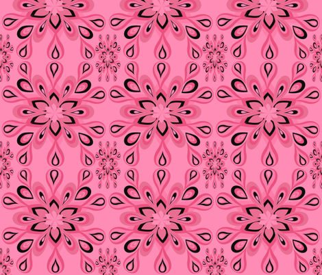 marzlene_beauty_1710 fabric by marzlene'z_eye_candy on Spoonflower - custom fabric
