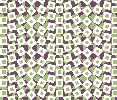 squared_away fabric by glimmericks on Spoonflower - custom fabric