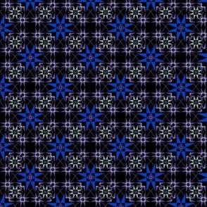 Starring bleu