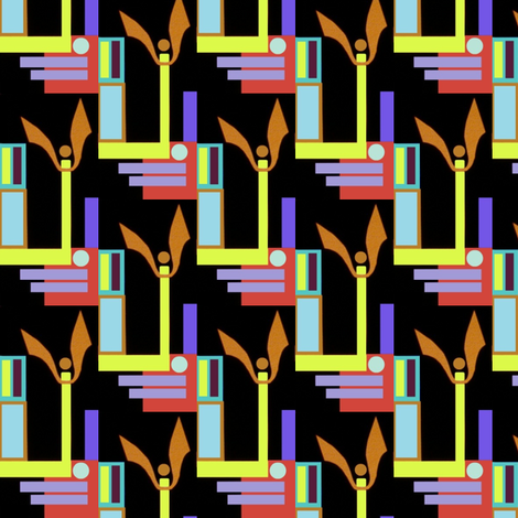 Deco Flight fabric by boris_thumbkin on Spoonflower - custom fabric
